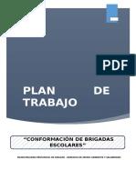 Plan de Trabajo Colegios