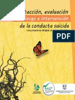 Deteccion Evaluacion Del Riesgo e Intervencion de La Conducta Suicida.pdf
