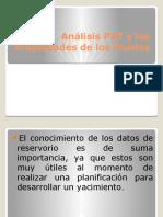 Análisis PVT y Las Propiedades de Los Fluidos Para Exp