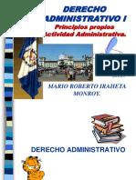 3. Principios Del Derecho Administrativo