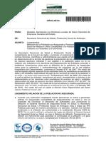 2016090000721 Circular SSSA Lineamientos Afiliación y Prestación de Servicios PPNA