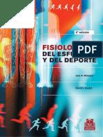 Fisiología Del Esfuerzo y Del Deporte (Sexta Edición) Willmore - Costil