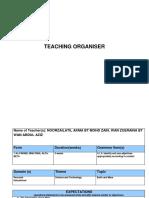 TEACHING ORGANISER - MELAKA.docx