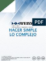 Weisz Bolivia Srl - Publicidad