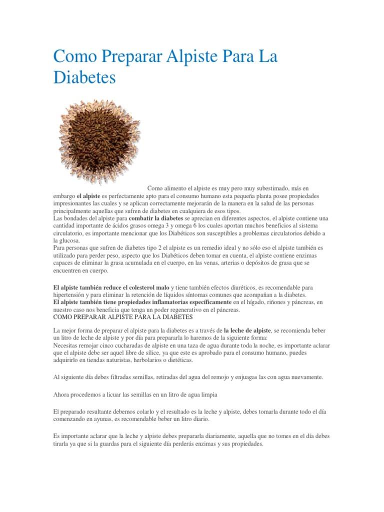 pdf de alpiste y diabetes