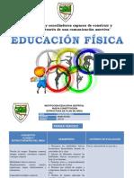 Plan de Estudio Educacion Fisica