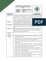 Sop Identifikasi Dan Pelaporan Kesalahan Pemberian Obat Dan
