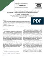 Correlacion de CAIDA DE PRESION  en  lechos empacadosarticle.pdf
