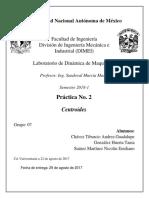 Práctica 2 Centroides