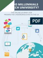 Prospective Undergraduates Report Final