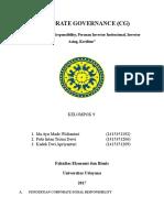 Sap 10 Kelompok 9 - Peranan Investor