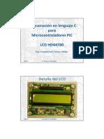 LCD hd44780