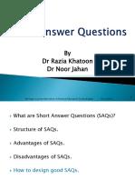 ERA Short Answer Questions 16-12-14