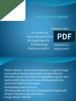 Master Silinder Presentasi