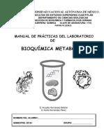1.- Manual de Bioquímica Metabólica 2018-1