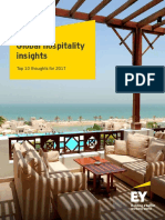 EY Global Hospitality Insights Top 10 Thoughts for 2017