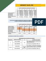 Costos de Calidad Ejercicios Sesion 04