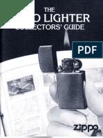 1996 Zippo Lighter Collectors Guide