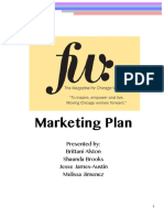 FW Marketing Plan
