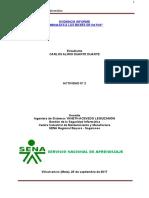 "Evidencia Informe ""Amenazas a Las Bases de Datos"""