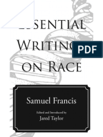 Essential Writings on Race - Samuel T. Francis