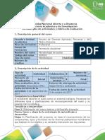 Guia de Actividades y Rúbrica de Evaluación - Fase 2 - Desarrollar El Marco Teórico y Bibliografía Proyecto