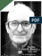 Bro Conleth Henry