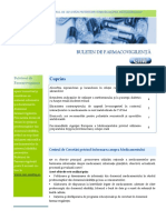 Buletin de Farmacovigilenta Nr 3 an 7 (2016)