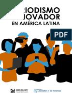 Periodismo basico en america latina