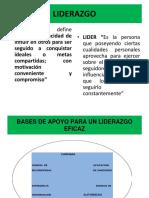 El Liderazgo II