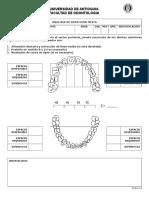 Analisis de Dentición Mixta