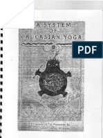 A System of Caucasian Yoga by Count Stefan Colonna Walewski