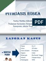 Ppt Dev Ptiriasis Rosea