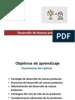 Tema 8. Desarrollo Nuevos Productos