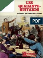 Maurice Agulhon - Les Quarante Huitards