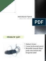 Helicobacter Pylorii