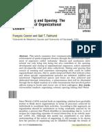 The Phenomenon of Organizational Closure.pdf