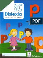 ABC Dislexia. Cuaderno Del Profesor - Paula Outón Oviedo