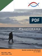 Revista de Psihodrama Nr 4 2015