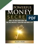 101PowerfulMoneySecrets Guide