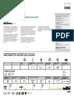 Dse7210 Dse7220 Data Sheet