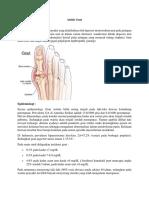 Makalah Atritis Gout.docx