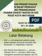 Seminar Hasil Wardah