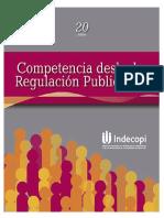 Competencia Desleal y Regulacion Publicitaria