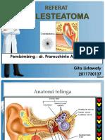 Referat - Kolesteatoma GITA