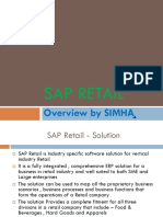 Overview of SAP ISR