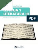 Muestra Tem Lengua Lit III PDF