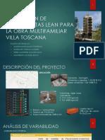 Proyecto Toscana Grupo n4