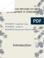 Cooperative Services on Dairy Development in Indonesia.pptx