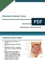 DT - Obstruksi Saluran Cerna.pptx